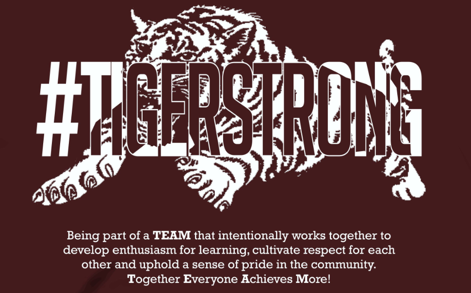 #TIGERSTRONG